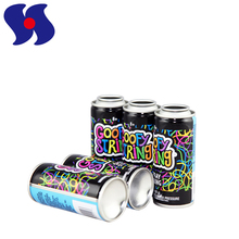 Hot Sale Refillable Aerosol Spray Can/Tin Can Packaging for Silly String