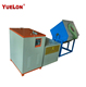 High efficiency small induction electric melting furnace
