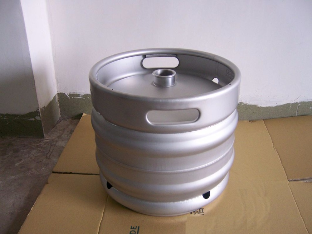 Popular beer 25L stainless steel beer kegs for breweries and pubs eu standard