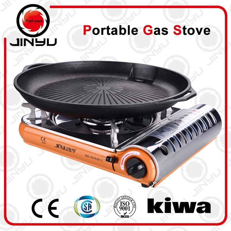 sales hot mini portable gas stove approval CE