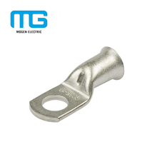 High quality Tinned Copper Cable Lugs Types Terminal Lugs Eye Terminal