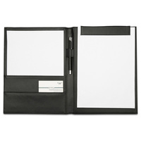 Shenzhen Wholesale leather business portfolios a4 a5 padfolio