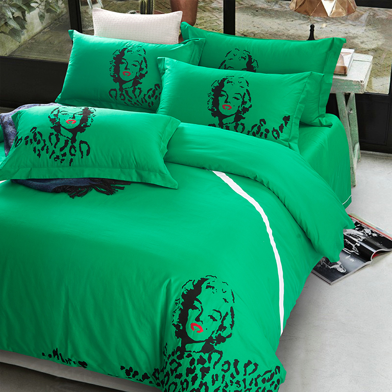 Online Buy Wholesale Marilyn Monroe Bedding From China