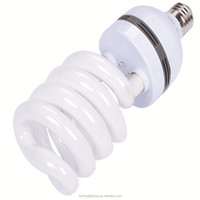 ISO CE UL LVD EMC RoHS SASO approved E27 15W fluorescent light bulb energy saving lamp