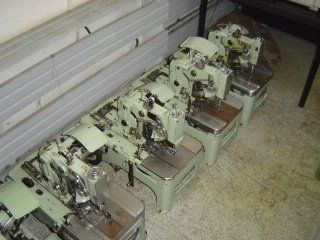 Eyelet Buttonhole Machines Reece 101