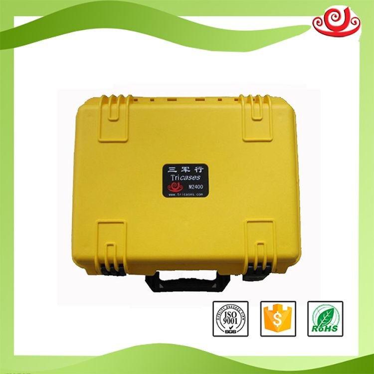 Tricases china goods bottom price IP67 plastic case computer case front panel M2400
