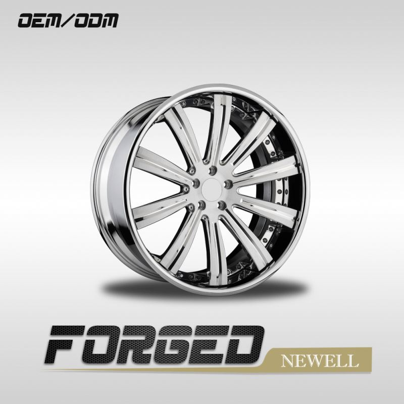 Aluminum Car Wheels Rims Replica Wheel Rims