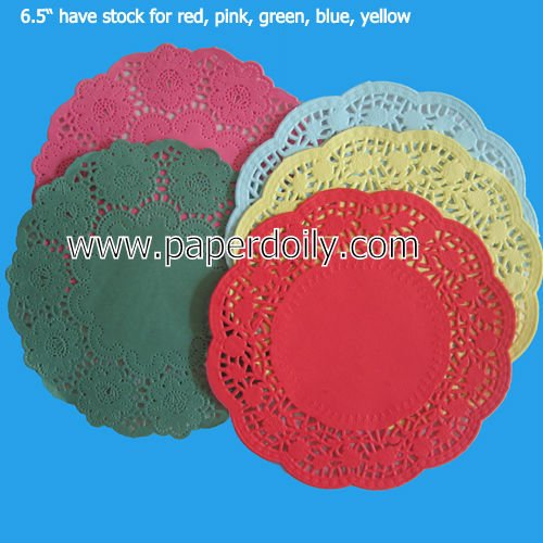 Colored Lace Paper Doilies, Colored Lace Paper Doilies Suppliers and  Manufacturers at Alibaba.com