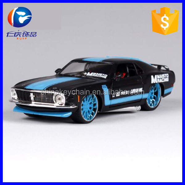 1:24 wholesale miniature diy metal model USA classic toy cars