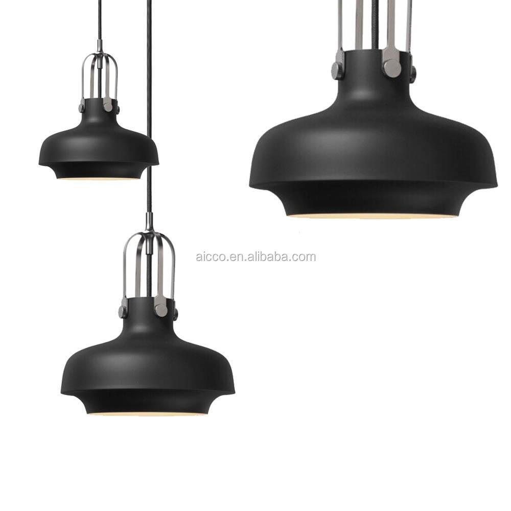 Restaurant Designer Pendant Lighting Commercial Led Lightingcord Wire Decorative Hanging Light Modern