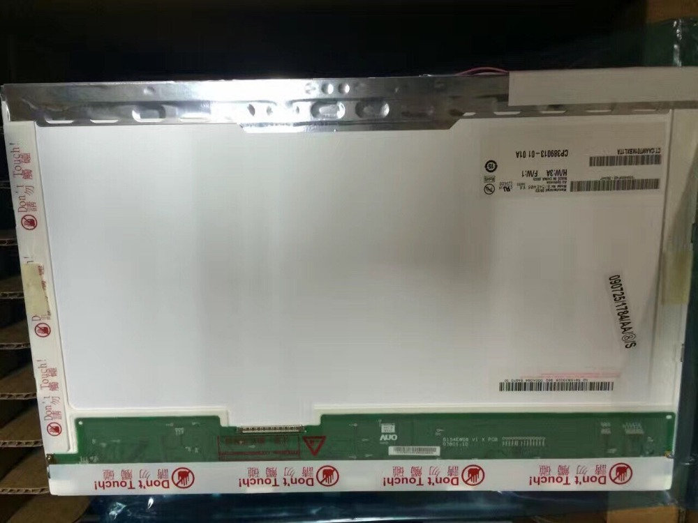 15.4 LCD Screen B154EW08 V.1 with CCFL Backlight 30 Pins