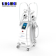 ETG50-5S double chin treatment fat reduction criolipolise / freezefats system / cryolipolysis machine with cool pad