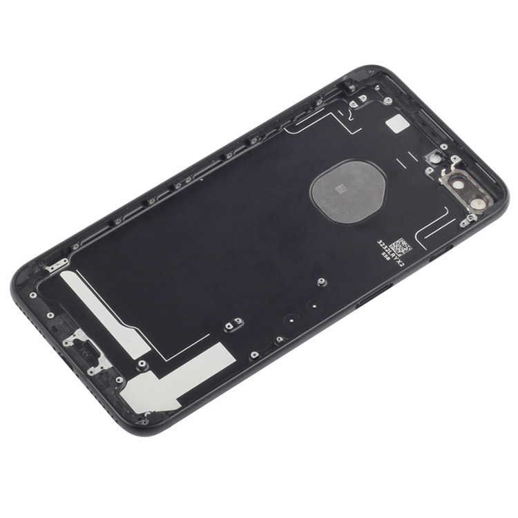 5.5 '' black cover Quay Lại nhà ở refurbish cho iphone 7 Plus, paypay