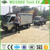 Electric Cargo Van With 45km/h