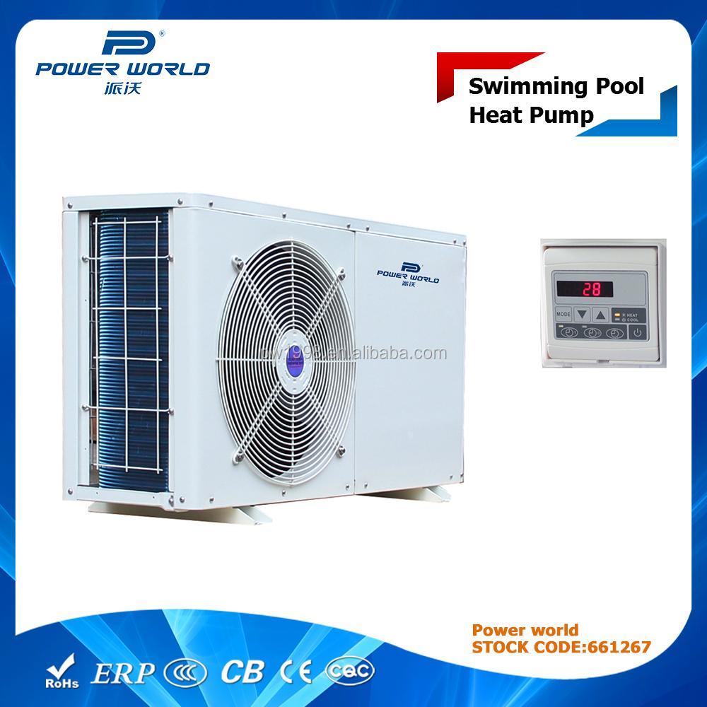Pompe a chaleur piscine pompe chaleur prima mono p with for Petite pompe a chaleur piscine