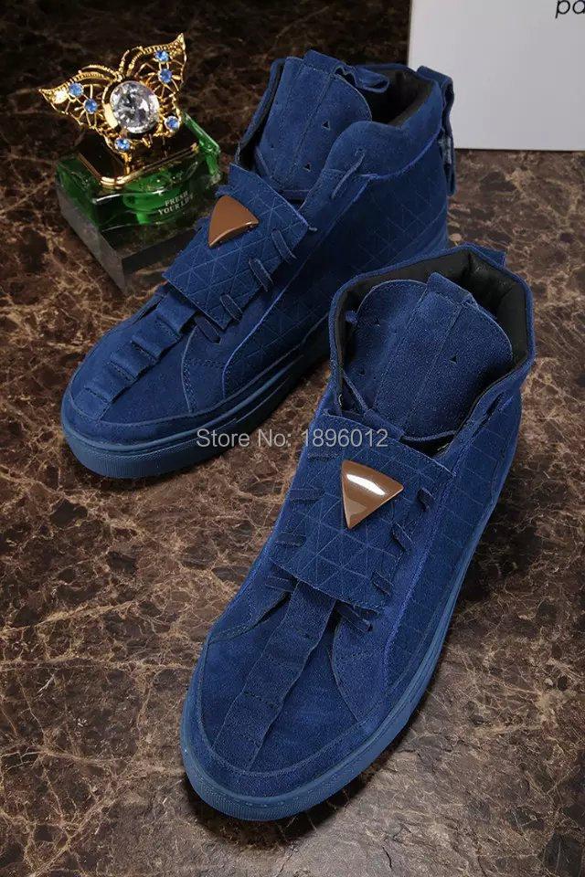 Black Patrick Mohr Shoes