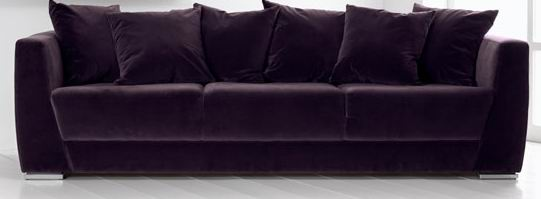 Purple Colour Fabric Sofa, Purple Colour Fabric Sofa Suppliers and  Manufacturers at Alibaba.com