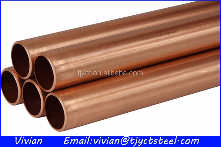 Small Copper Tubing Sizes: Factory Direct Small Diameter Refrigeration Copper Tube
