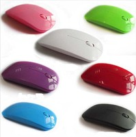 Ultra slim wireless mouse for pc tablet