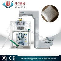 New design fully automatic ice cube packing machine,cube ice packing machine, edible ice packing machine