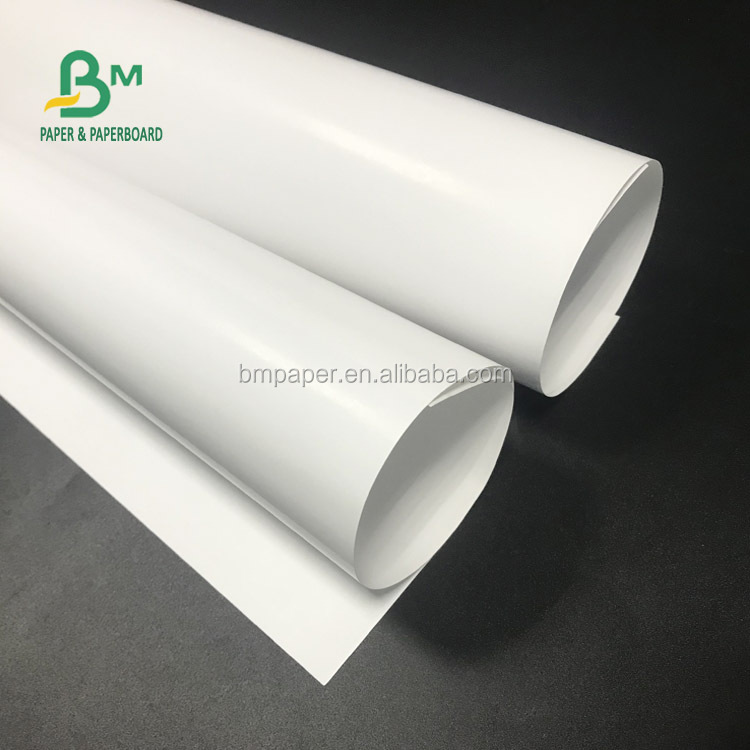 2018 Wholesale 70g 80g 90g  one side  coated  FSC certificate  G1S  couche paper