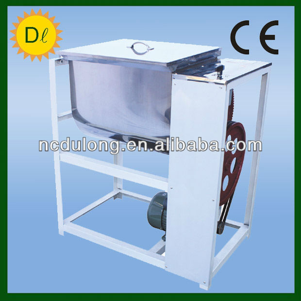 Dough kneading machine Motor with a low speed to achieve a strong degree of mixing