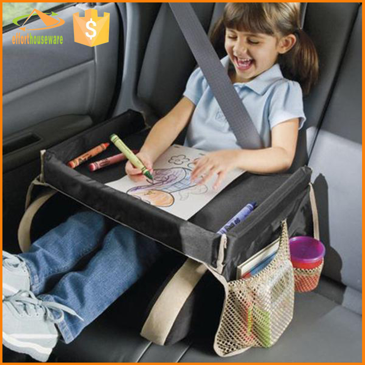 flat car seat tray table for kids for journey buy car tray tablecar tray for kidscar seat tray product on alibabacom