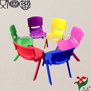 Wholesale Furniture Kindergarten Stackable Cheap Kid Plastic Stacking Chair