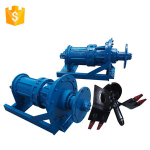 220v 380v 440v 480v motor 60Hz electric price submersible dewatering water  coal mine slurry pump with extra impeller or agitator