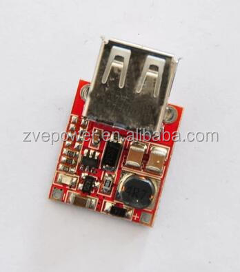 Phone Power supply DC DC Converter 3V to 5V 1A Boost Module