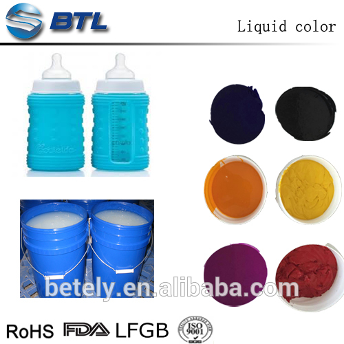 food grade silicone rubber past use for baby's appliances 1200R-30