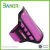 Neoprene running cell phone sport armband for iphone
