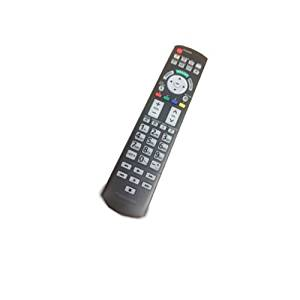 Easy Replacement Remote Conrtrol For PANASONIC PT-61LCX65 TH-50PX25 Viera LCD LED TV