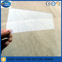 Dongguan cheap picture frame float glass from China supplier