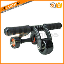 Stretch and strengthen your abdominal, arms, back and legs, AB wheel roller