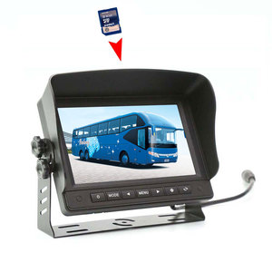 Auto Vehicle Car Reverse Car Pillow Tft Roof Lcd Monitor