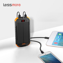 Online shopping free shipping solar 빛 power bank <span class=keywords><strong>12000</strong></span> 미리암페르하우어 키 체인 충전기 solar 배터리 10000 미리암페르하우어