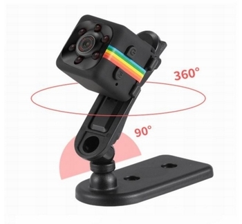 Night Version HD 1080P mini camera DVR+ Motion Detection+ Multifunction Infrared Voice Video Recorder (SQ11)