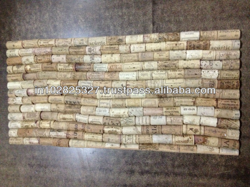 Colored Cork Wall Tiles