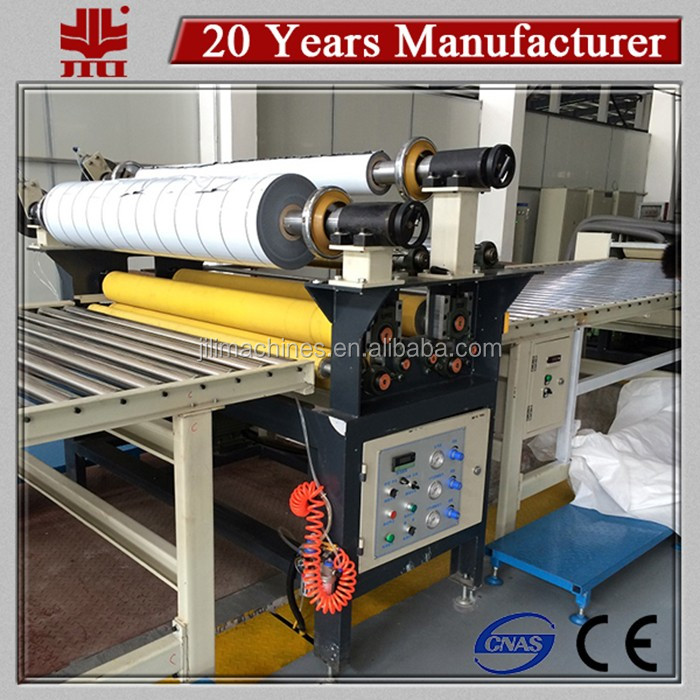 Wholesale products china sheet coil flatbed industrial laminating machine