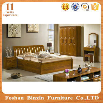 China Factory Selling Used Bedroom Furniture