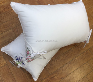 Embroidery incense series pillow