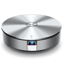 JmGO G1 3D DLP Smart Home Theater Support 1080P 300′ Hi-Fi Bluetooth Android 4.3 WIFI Projector Silver