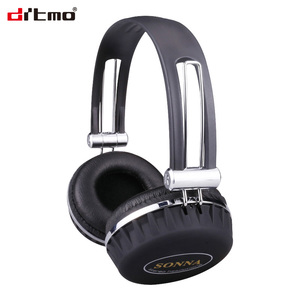 Factory cheap mp3 headphone high quality wired earphone