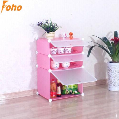 rosa farbe diy schrank f r die k che bietet platz schalen port fh al067 3 speicherkasten. Black Bedroom Furniture Sets. Home Design Ideas