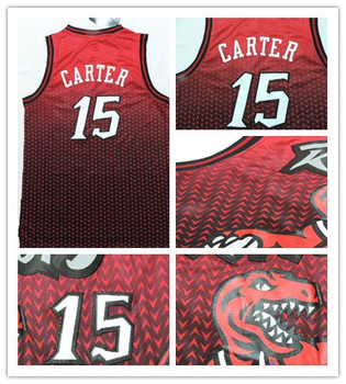 watch e85b2 6ed44 Wholesale Raptors Vince carter Jerseys fashion Toronto ...