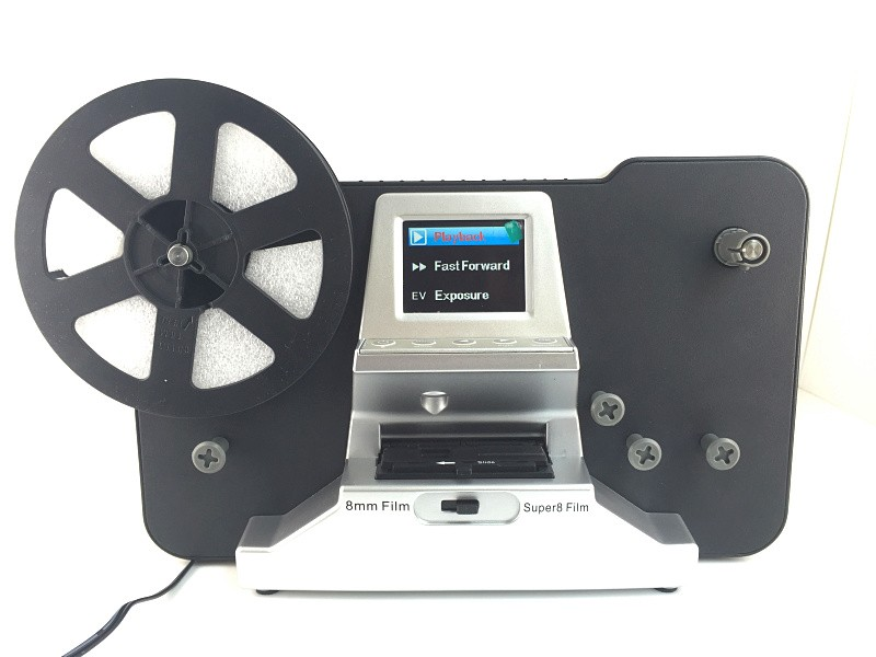 Film Scanner FS180N,Film to Video Digital Converter,Film to