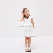 China 2-8y Princess Costume Children Summer Girl Dress Wholesale Price Ready Stock Kids Fashion Dress Korean Style Clothes