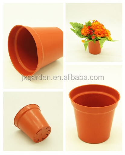 Brown Clay Small Terracotta Plant Bloempot