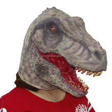 Accoutrements Dinosaur Mask Processing Customized Activities Props Animal Dinosaur Masks